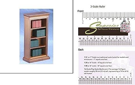 Amazon Dollhouse Bookshelf Books Toys Games