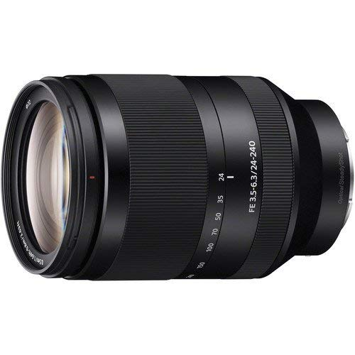 Sony FE 24-240mm f/3.5-6.3 OSS Lens International Model No Warranty