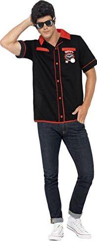 Rockabillly bolera camisa: Amazon.es: Juguetes y juegos