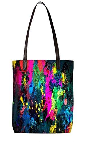 Snoogg Strandtasche, mehrfarbig (mehrfarbig) - LTR-BL-3274-ToteBag