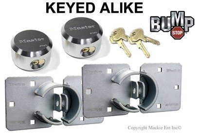Master Hasp 770 Hidden Shackle