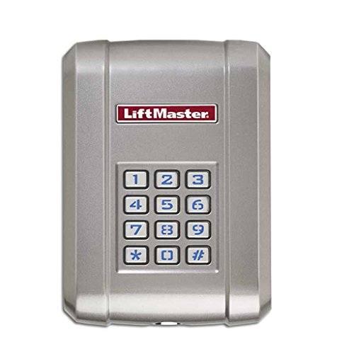 Keypad Gate (Liftmaster KPW250 wireless keypad 250 code)