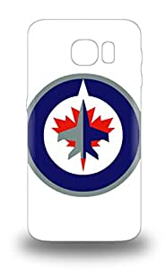Galaxy Hard 3D PC Case Cover For Galaxy S6 NHL Winnipeg Jets Logo ( Custom Picture iPhone 6, iPhone 6 PLUS, iPhone 5, iPhone 5S, iPhone 5C, iPhone 4, iPhone 4S,Galaxy S6,Galaxy S5,Galaxy S4,Galaxy S3,Note 3,iPad Mini-Mini 2,iPad Air )