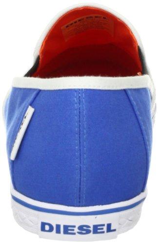 Diesel Mens Jumanji Fashion Sneaker Spicy Orange/Skydive XuFTuS