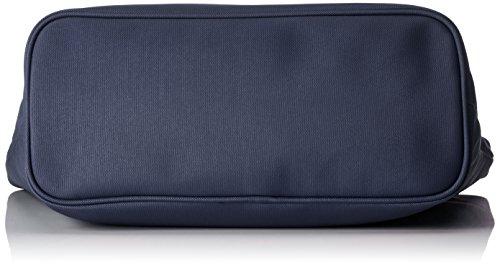 Pg Navy w 31x30x14 Glossy X Guidi L Tote Discovery 5 Cm Borsa Donna H Piero blu Blu awSq5