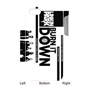 iPhone 4 4s Cell Phone Case 3D burn it down linkin park 91INA91494597