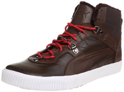 Puma Tipton 353711 Chaussures De Mode Herren Braun (argile Verseuse-rouge 04)