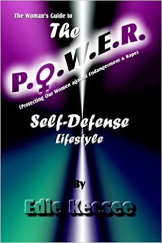 Book The Woman's Guide to The P.O.W.E.R. Self-Defense Lifestyle
