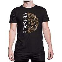 Versace T-shirt, Versace Medusa Shirt, Versace Tshirt For Men Women, Versace Inspired, Versace Shirt, Versace Clothing, Designer