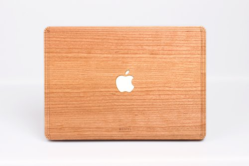 WOODWE Real Wood Laptop Cover / Skin for Macbook pro 13