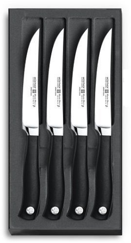 (Wusthof Grand Prix II 4-Piece Steak-Knife Set)