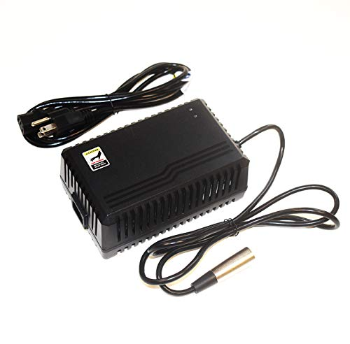 Mobility Chairs Scooters - ACI Super Power Battery Charger (3.5A) with XLR Connector for Electric Scooters and Wheelchairs - Fit for Pride Mobility, Jazzy Power Chair, Drive Medical, Golden Technologies, Schwinn, Shoprider
