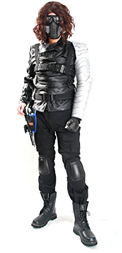 XCOSE (The Winter Soldier Outfit)