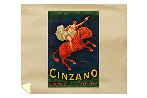 cinzano-vermouth-vintage-poster-artist-leonetto-cappiello-spain-c-1910-88x104-king-microfiber-duvet-
