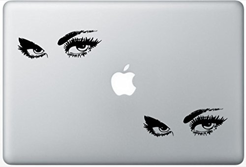 Audrey Hepburn Eyes ArcDecals78601465 Set Of Two  , Decal ,