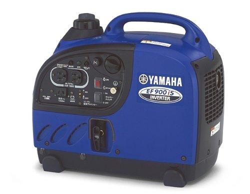 ヤマハ 防音型インバーター発電機 EF900iS