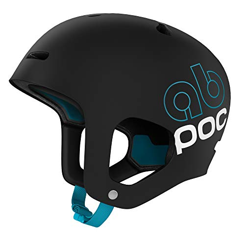 POC - Auric Blunck Edition, Lightweight and Highly Ventilated Helmet, Blunck Black, M/L