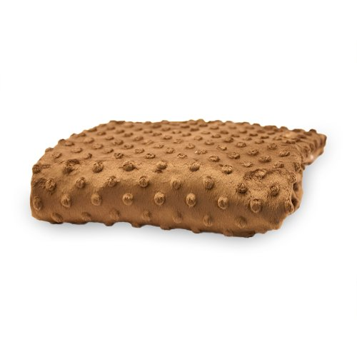Rumble Tuff Minky Dot Changing Pad Cover, ()