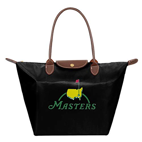 Masters Tournament Augusta National Golf Any Color DaypackPACKABLE & PORTABLE FOLDING.Folded Into A Compact Shape,for Travel And Storage.Perfect For Shopping,school,work, Ravel Or Any Daily Occasions.