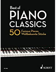 Best of Piano Classics: 50 Famous Pieces
