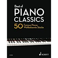 Best of Piano Classics - 50 Famous Pieces - Solo Piano - (ED 9060)