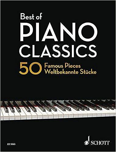 Best of Piano Classics Band 1 Noten für Klavier 9060-9783795747091
