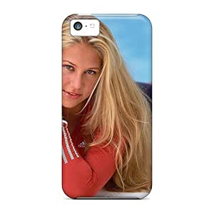 linJUN FENGXCs10871ZmVj Phone Cases With Fashionable Look For ipod touch 5 - Anna Kournikova 11