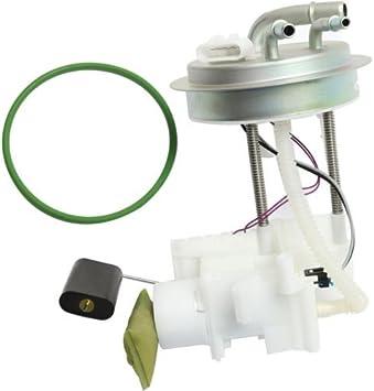 A-Premium Electric Fuel Pump Module Assembly for Chevrolet Avalanche Suburban 2500 GMC Yukon XL 2500 2004-2007 Rear Tank