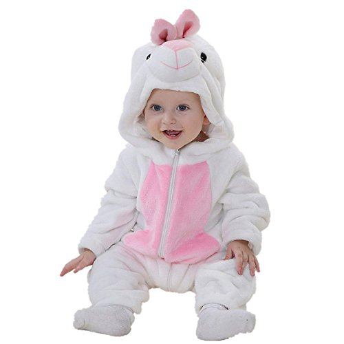 Unisex Baby Halloween Costumes Cartoon Outfit Homewear Bunny -