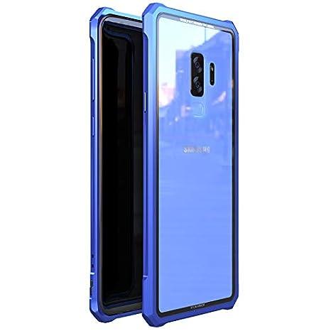 Amazon.com: HHF - Carcasa para Samsung Galaxy S9 S9+ y S9 ...
