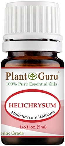 Helichrysum Immortelle Essential Undiluted Therapeutic