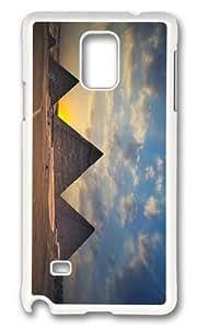 Adorable giza necropolis egypt Hard Case Protective Shell Cell Phone For Case Samsung Galaxy S3 I9300 Cover - PC White
