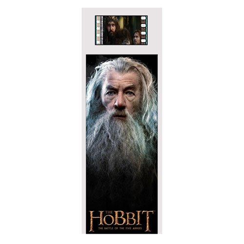 Filmcells Ltd The Hobbit The Battle of the Five Armies Gandalf Bookmark -