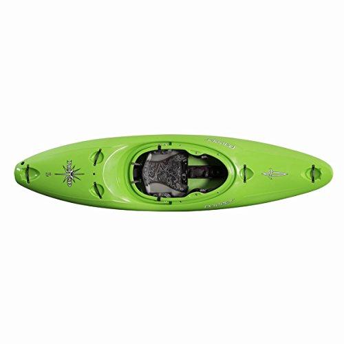 Dagger Nomad Creeking Whitewater Kayak - Large, Lime