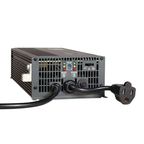 Tripp Lite APS700HF 700W 12V DC to AC Inverter Charger with Auto-Transfer Switching (1 Inverter)