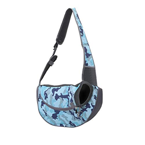 F2 LargeNosterappou Stylish and Convenient Breathable Diagonal cat Bag, Easy Bag, pet Shoulder Bag