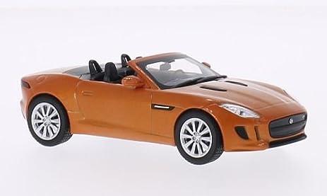 Jaguar F Type S, Metallic Dark Orange, 2014, Model Car, Ready