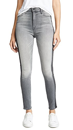 MOTHER Women's The Swooner Jeans, Supermoon Stripe, 29