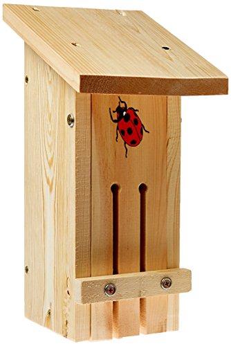 Stovall 13H Wood Small Ladybug Habitat