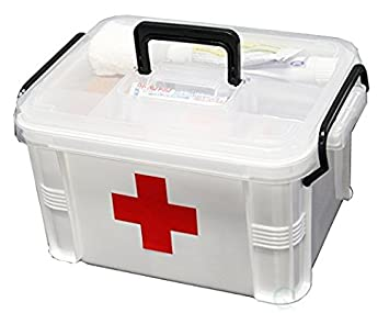 Ordinaire Everyfit First Aid Kit Box Storage Box Family Medicine Cabinets Emergency  Kit Storage Box Household Medical