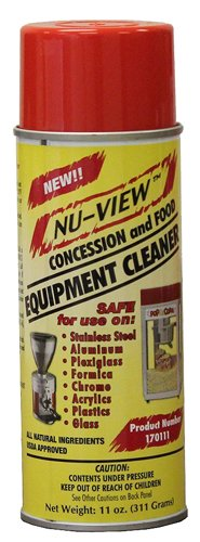 Nu-View Concession & Food Equipment Cleaner (1) ()