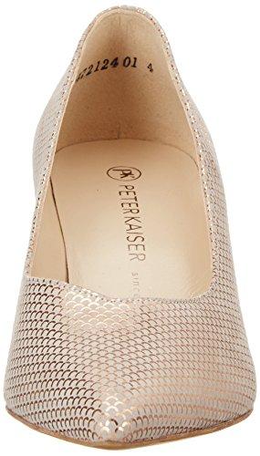 Peter Kaiser 55711, Zapatos de Tacón Mujer Rosa (Powder Summermoon 644)