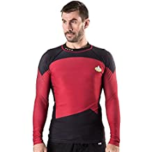 Star Trek The Next Generation Red/ Command Rash Guard (Small)