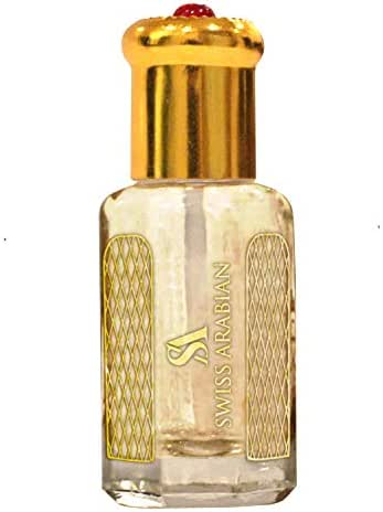 TANGIER 12mL | Artisanal Hand Crafted Perfume Oil Fragrance for Women and for Men | Traditional Attar Style Cologne | by Perfumer Swiss Arabian | Great Gift/Party Favors | Pocket Size Body Oil