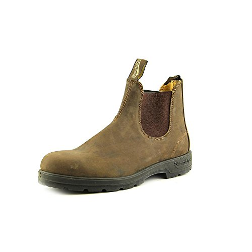 Blundstone Mens 567 Leather Boots rustic brown