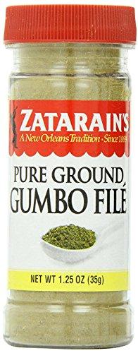 Zatarains Pure Ground Gumbo File (Set of Two)