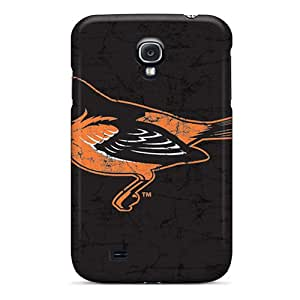 High Quality JoyRoom Baltimore Orioles Skin Case Cover Specially Designed For Galaxy - S4