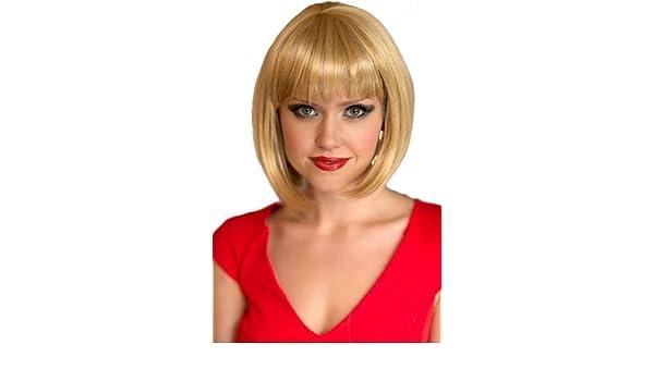 Annabelle rubia Light pelucas blando de colour negro Golden/invertida transición Bob peluca: Isabelle 200 G by Annabelle pelucas: Amazon.es: Salud y cuidado ...