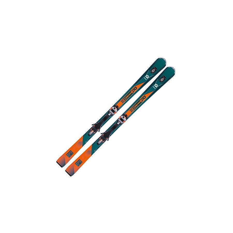 2018 Volkl RTM 86 UVO Skis with iPT WR XL 12.0 FR Bindings