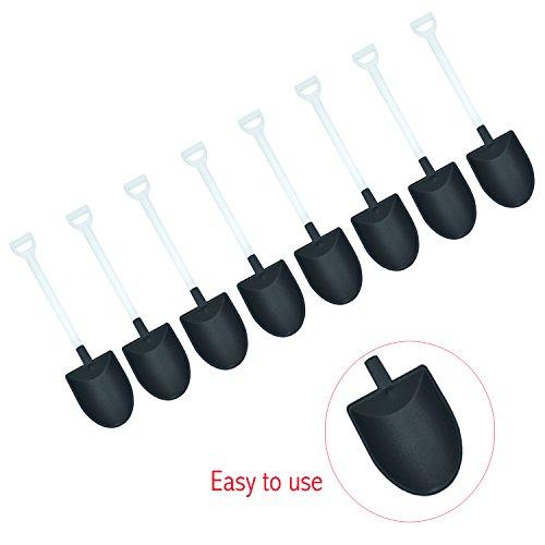 Mini sand shovel spoons